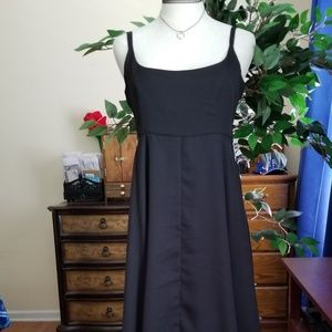 Womens tiered maxi lenth strap dress size 6